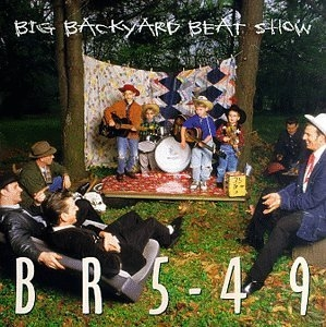 Big Backyard Beat Show album cover