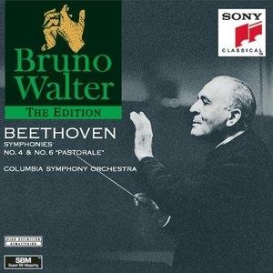 Beethoven: Symphonies Nos.4&6 album cover
