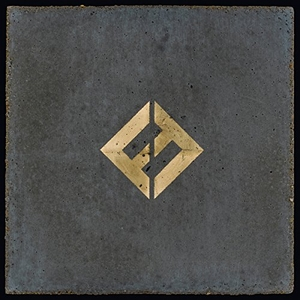 Concrete And Gold album cover
