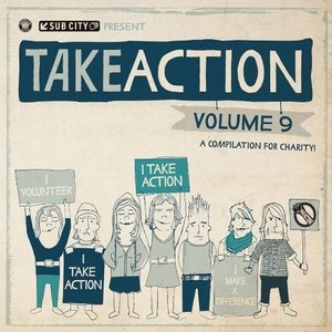 Take Action! Volume 9 album cover
