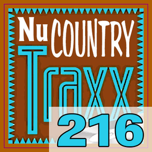 ERG Music: Nu Country Traxx, Vol. 216 (April 2017) album cover