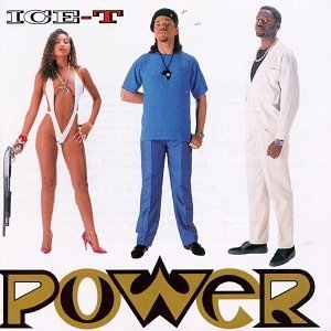 Power album cover