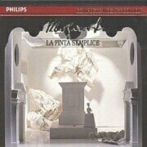 Mozart: La Finta Semplice album cover