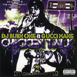 Chicken Talk album cover