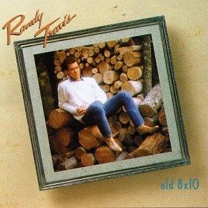 Old 8X10 album cover