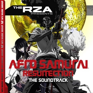 Afro Samurai Resurrection album cover