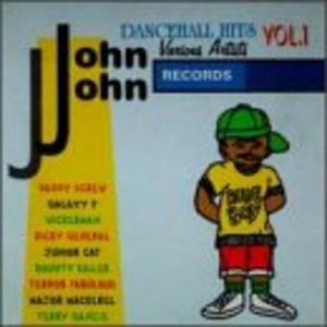 John John Records: Dancehall Hits, Vol. 1 album cover