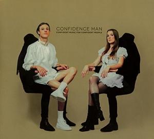 Confident Music For Confident People album cover