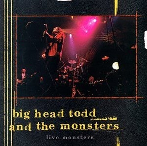 Live Monsters album cover