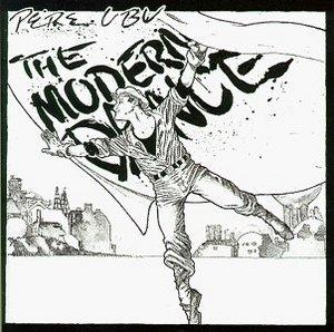 The Modern Dance album cover