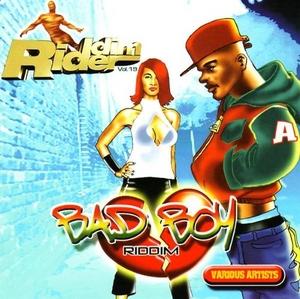 Riddim Rider, Vol. 19: Bad Boy album cover