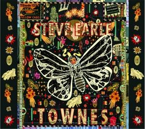 Townes (Exp) album cover