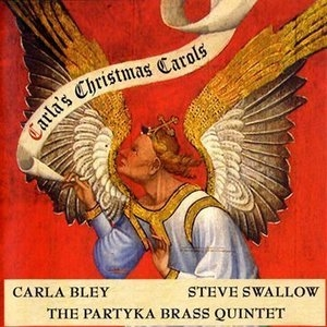 Carla's Christmas Carols album cover