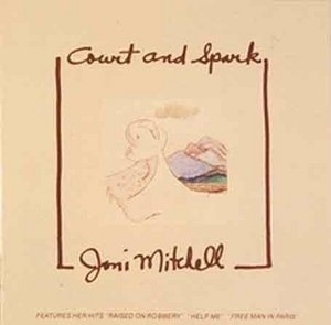 Court And Spark album cover