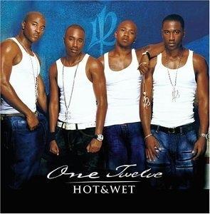 Hot & Wet album cover