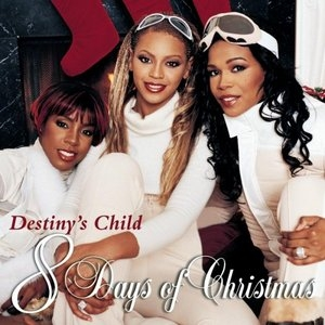 8 Days Of Christmas album cover