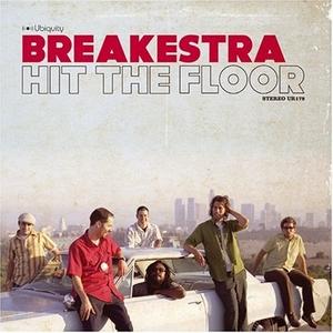 Hit The Floor album cover