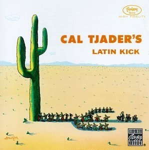 Latin Kick album cover