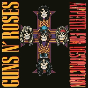 Appetite For Destruction: Deluxe Edition album cover