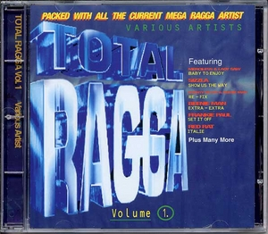 Total Ragga, Vol. 1 album cover