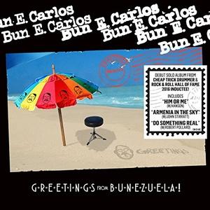 Greetings from Bunezuela! album cover