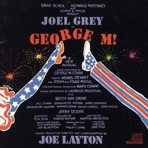 George M! (1968 Original Broadway Cast) album cover