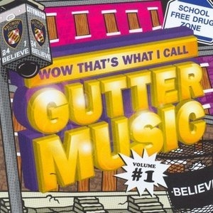 Wow That's What I Call Gutter Music V.1 album cover