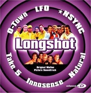 Longshot: Original Motion Picture Soundtrack album cover