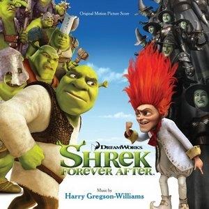 Shrek: Forever After-Original Motion Picture Score album cover