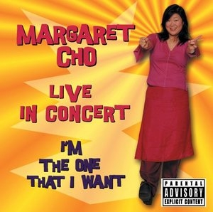 I'm The One That I Want (Live In Concert) album cover