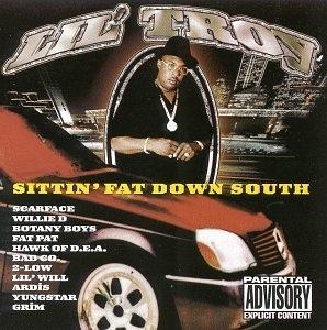 Sittin' Fat Down South album cover