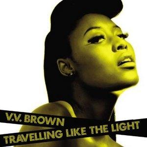 Travelling Like The Light album cover