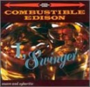 I, Swinger album cover