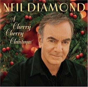 A Cherry Cherry Christmas album cover
