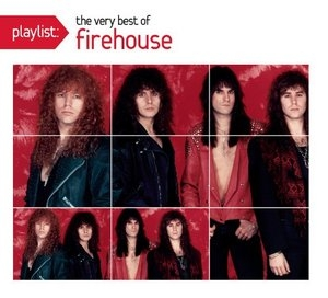 Playlist: The Very Best Of Firehouse album cover