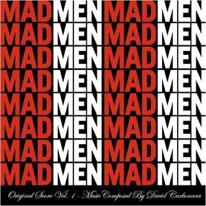 Mad Men: Original Score, Vol.1 album cover