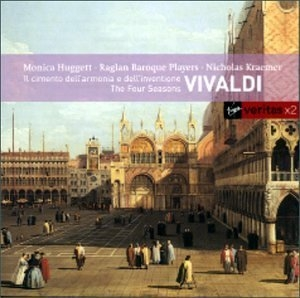 Vivaldi: The Four Seasons album cover