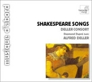 Shakespeare Songs And Con... album cover