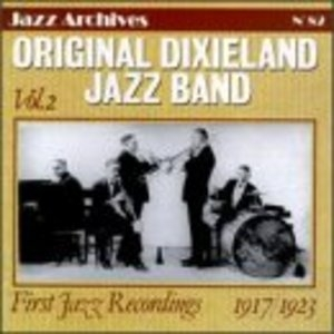 First Jazz Recordings 1917-1923 Vol.2 album cover