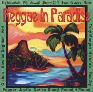 Reggae In Paradise album cover