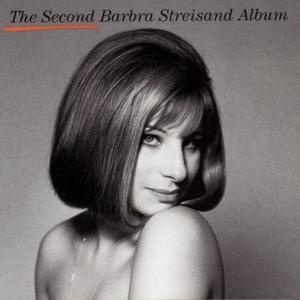 The Second Barbra Streisand Album album cover