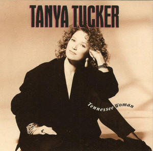 Tennessee Woman album cover