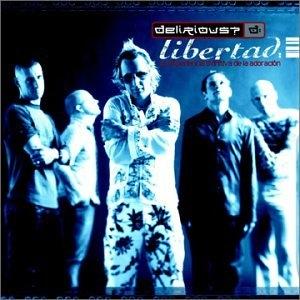 Libertad album cover