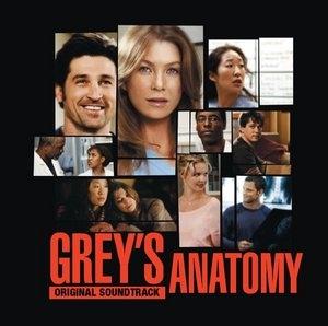 Grey's Anatomy: Original Soundtrack album cover