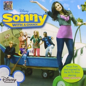 Sonny With A Chance album cover