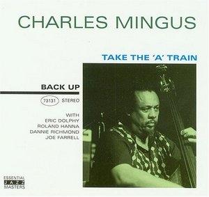 Take The 'A' Train album cover