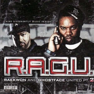 R.A.G.U. Rae And Ghost United, Vol. 2 album cover