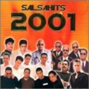 Salsa Hits 2001 album cover