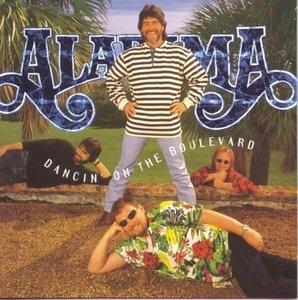 Dancin' On The Boulevard album cover