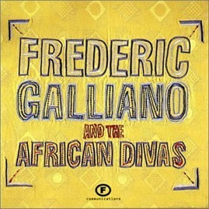 Frederic Galliano & The African Divas album cover